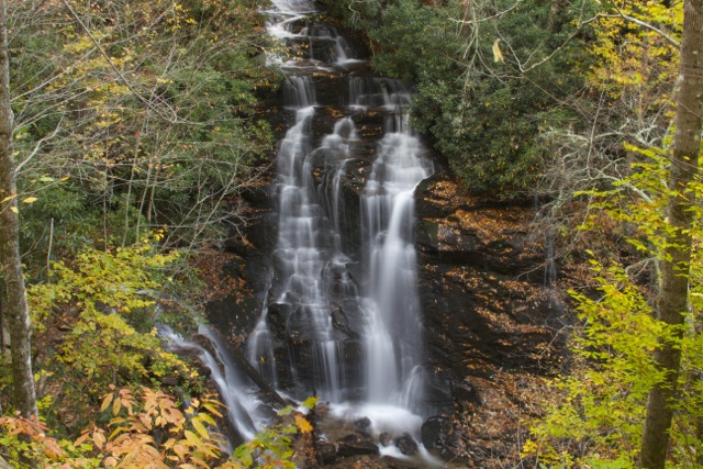 Soco Falls Maggie Valley NC
