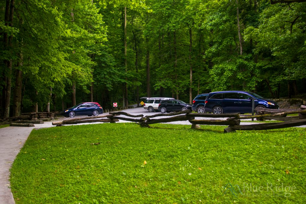 Big Creek Parking Lot