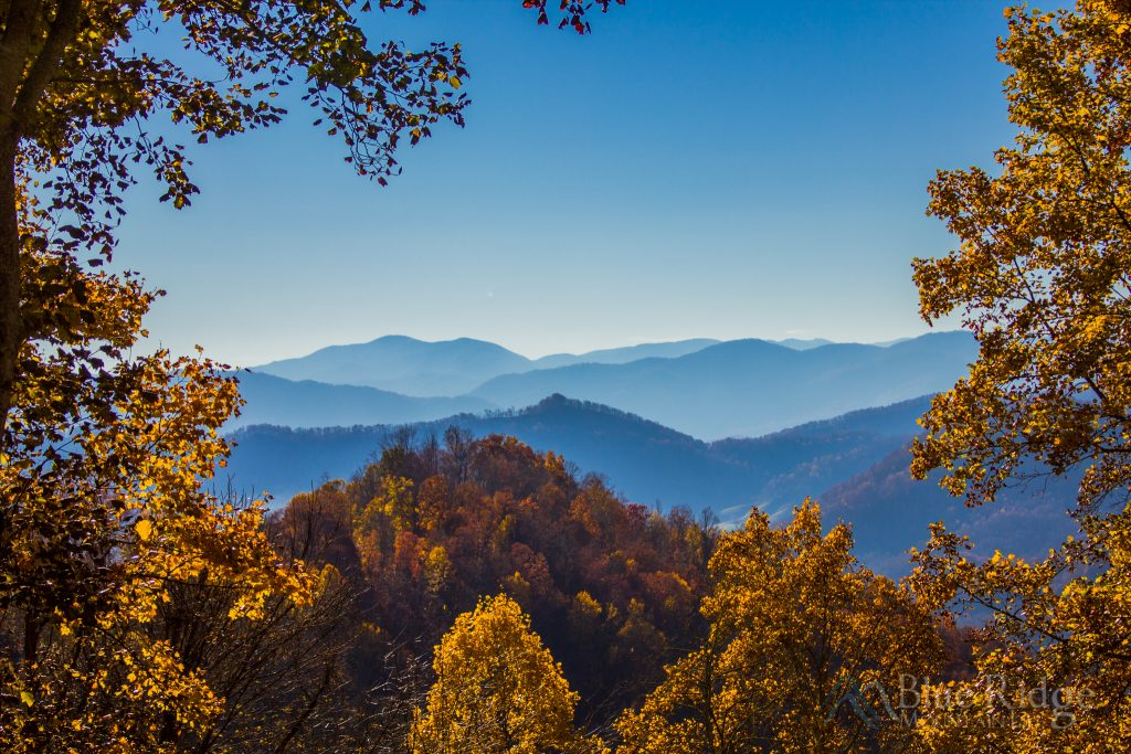 Fall Maggie Valley NC