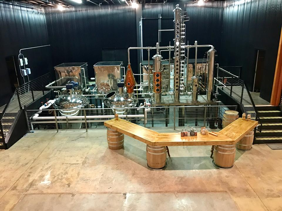 Elevated Mountain Distilling Company