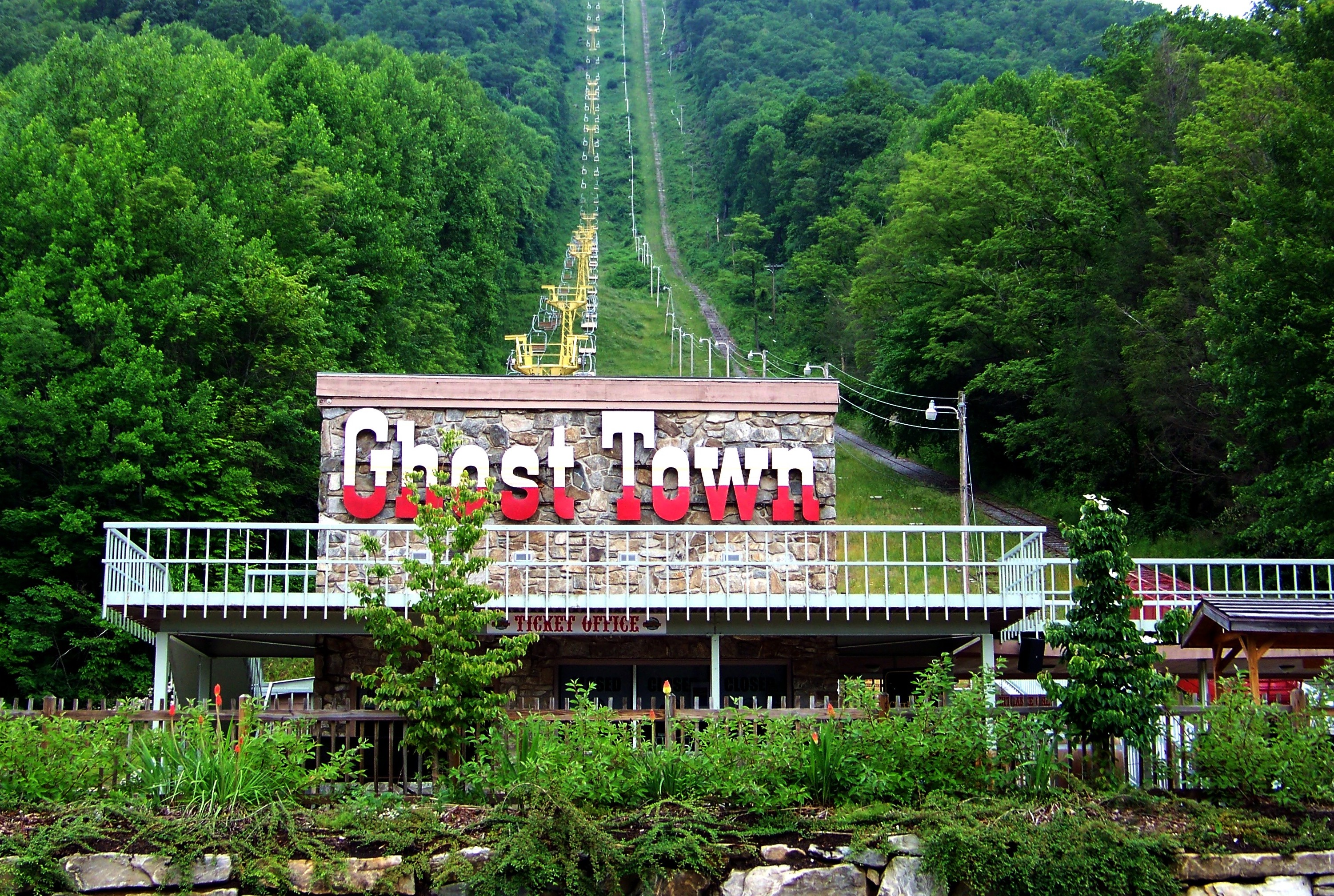 Ghost Town Maggie Valley