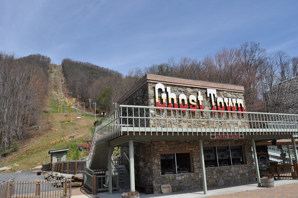 Ghost Town Reopening